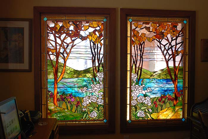 Stained Glass By Heirloom Stained Glass